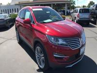 Introducing the 2016 Lincoln MKC! Injecting