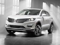2016 Lincoln MKC with only 39452 on the odometer,