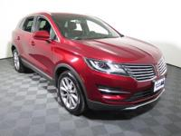 2016 Lincoln MKC Select with a EcoBoost 2.0L Engine.
