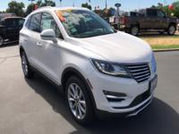 Introducing the 2016 Lincoln MKC! This attractive