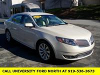 CARFAX One-Owner. Clean CARFAX. 2016 Lincoln MKS Elite