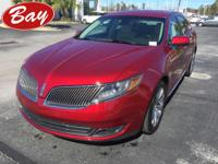 This 2016 Lincoln MKS is proudly offered by Bay Lincoln