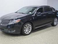 This is a 2016 Lincoln MKS Lincoln Certified Pre-Owned