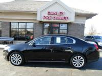 Lincoln Certified Pre-Owned 2016 LINCOLN MKS AWD,