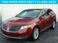 Look at this 2016 Lincoln MKT EcoBoost. Its Automatic