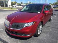 Check out this gently-used 2016 Lincoln MKT we recently