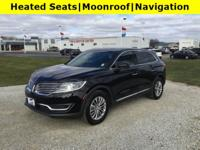 This Lincoln MKX has a powerful Regular Unleaded V-6
