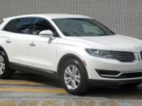 Carfax Certified, 1 Owner!, 2016 Lincoln MKX, Lincoln