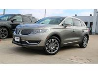 2016 LINCOLN MKX Reserve 4 BRAND NE W TIRES Clean