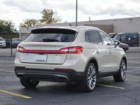 2016 Lincoln MKX Certified. Lincoln Certified Pre-Owned