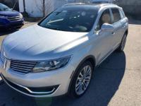2016 Lincoln MKX LINCOLN CERTIFIED, NEW AIR FILTER,