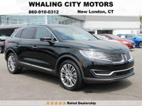 Lincoln Certified Pre-Owned Details:    * Vehicle