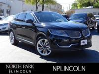 Lincoln Certified, LOW MILES - 15,383! Sunroof,