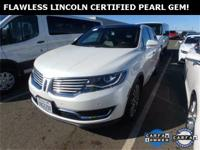 ***WOW! FLAWLESS AND PRISTINE LINCOLN CERTIFIED!
