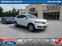Looking for a clean, well-cared for 2016 Lincoln MKX?