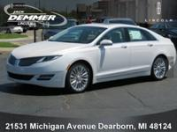 New Price! 2016 Lincoln MKZ Certified. Lincoln