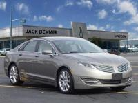 2016 Lincoln MKZ Certified. Lincoln Certified Pre-Owned