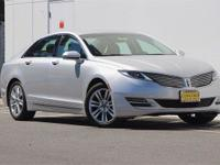 2016 Lincoln MKZ!!! This Luxury Sedan is Absolutely