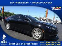 Used 2016 Lincoln MKZ, DESIRABLE FEATURES: a