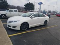 **CERTIFIED**LINCOLN**MKZ**AWD**LEATHER**SUNROOF**NAVIG