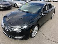 2016 Lincoln MKZ LINCOLN CERTIFIED, NEW AIR FILTER,