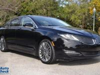You're looking at a 2016 Lincoln MKZ in Car Depot