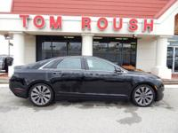 Black Tie 2016 Lincoln MKZ Black Label AWD 6-Speed