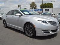 New Arrival! This Lincoln MKZ is Certified Preowned!