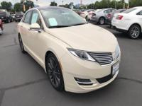 Introducing the 2016 Lincoln MKZ Hybrid! This is a