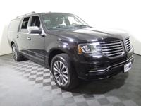 2016 Lincoln Navigator L Select with a 3.5L V6 Engine.