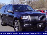2016 Lincoln Navigator, CLEAN CARFAX, ONE OWNER,