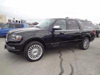 Our 2016 Lincoln Navigator L Select Group in Black