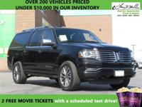 CarFax 1-Owner, This 2016 Lincoln Navigator L Select