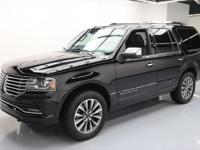 This awesome 2016 Lincoln Navigator comes loaded with