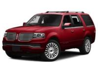 2016 LINCOLN NAVIGATOR SELECT 3.5L! LINCOLN CERTIFIED!