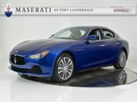2016 Maserati Ghibli Maserati of Fort Lauderdale is