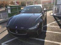 Looking for a clean, well-cared for 2016 Maserati