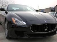 Thank you for your interest in one of Maserati of