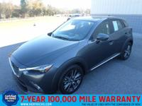 This outstanding example of a 2016 Mazda CX-3 AWD 4dr