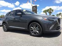 This Mazda CX-3 boasts a Regular Unleaded I-4 2.0 L/122