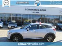 *CERTIFIED VEHICLE!* This Mazda CX-3 Grand Touring  has