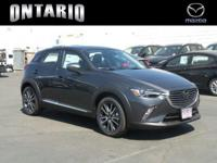 CX-3  Options:  2-Stage Unlocking|Abs Brakes