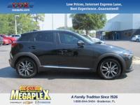 New Price! This 2016 Mazda CX-3 Grand Touring in Black