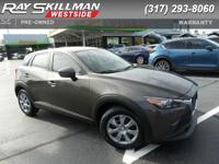CX-3 Sport trim, Titanium Flash Mica exterior and Black