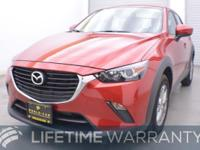 CX-3 Sport trim. CARFAX 1-Owner, GREAT MILES 12,277!