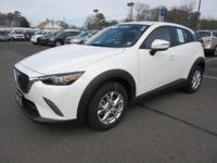 Cruise in complete comfort in this  2016 Mazda CX-3!
