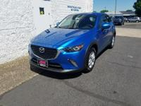 CARFAX 1-Owner, Very Nice, GREAT MILES 9,123! CX-3