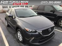 CX-3 Touring trim. ONLY 15,620 Miles! FUEL EFFICIENT 35