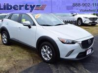 1 OWNER 2016 CX3 TOURING ALL WHEEL DRIVE, WITH ONLY