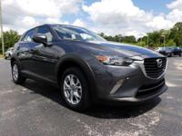 Certified. 2016 Mazda CX-3 Touring AWD 6-Speed